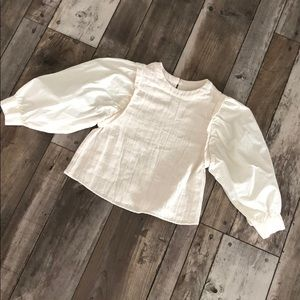 Zara Girl's top